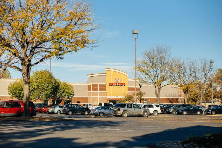 Midtown Commons shopping center