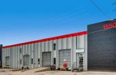 Industrial space for lease - 1550 West Evans Avenue Denver CO - building exterior